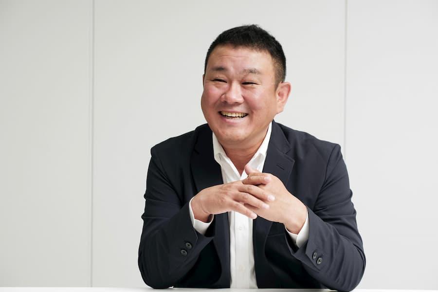 CEO近影