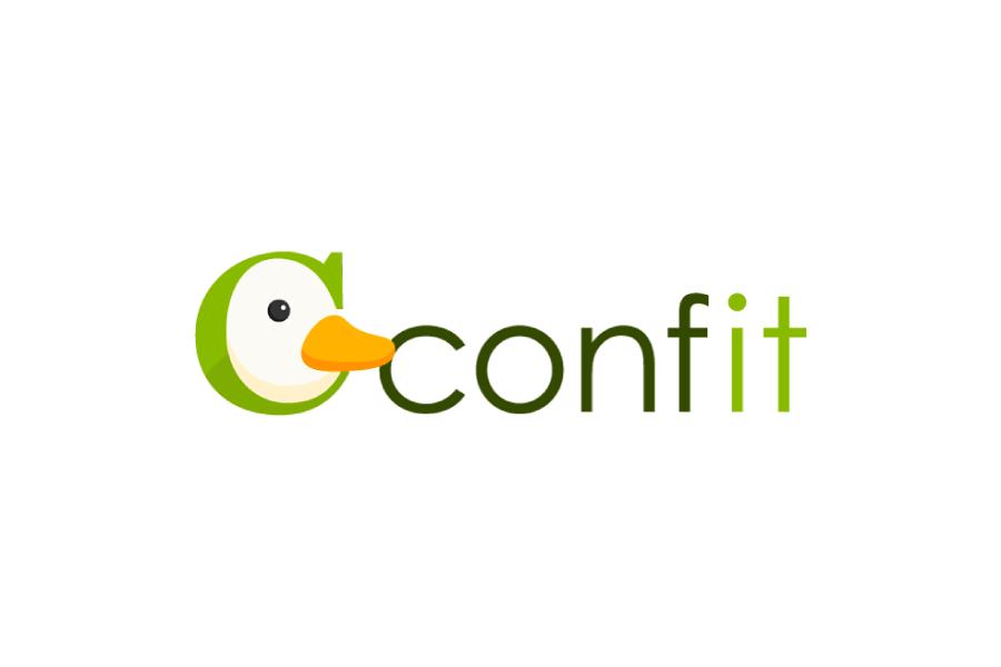Confitロゴ