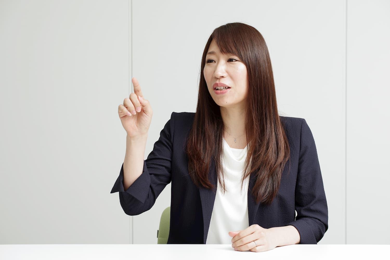写真:導入コンサルタント(学術大会)インタビュー風景