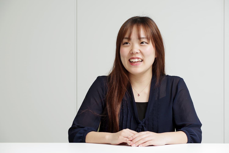 写真:導入コンサルタント(ジャーナル)インタビュー風景
